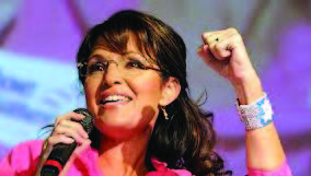 Palin's pro-Trump speech