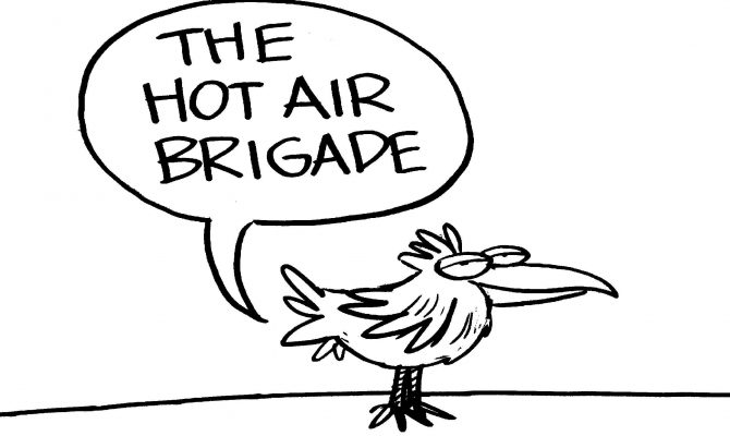 The Hot Air Brigade