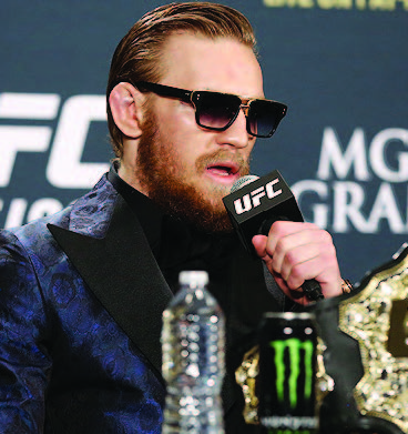 UFC person