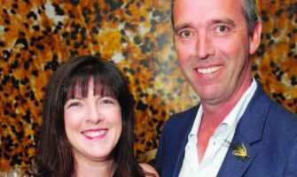 Catherine and Kevin Dundon