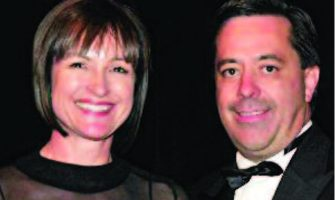Markus and Ingrid Jooste