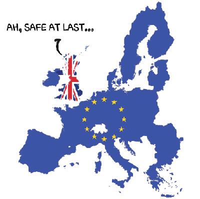 Ah, Safe at Last