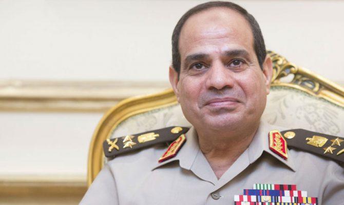 General El Sisi