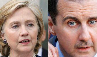 Clinton & Assad