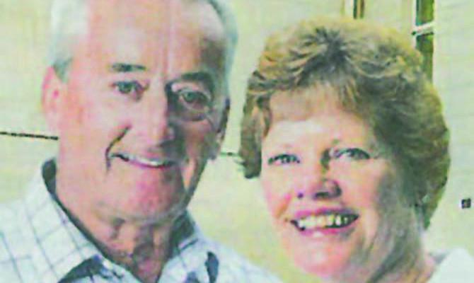 Peter and Kerri Cullen