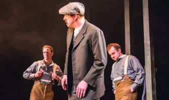 OBSERVE THE SONS OF ULSTER ... - ABBEY THEATRE