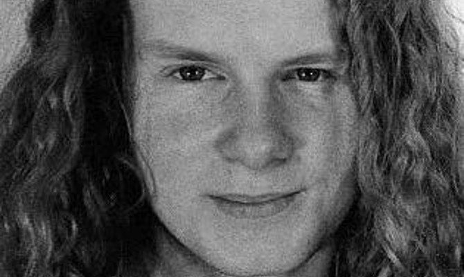 Niall Linehan in 1992