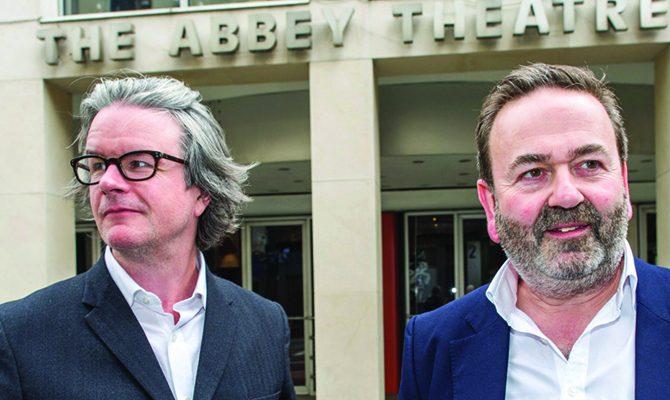 Neil Murray and Graham McLaren