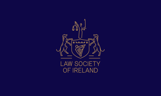 Law Society of reland logo