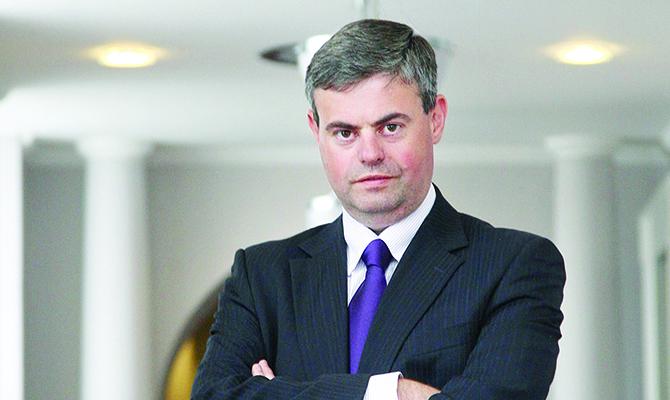 Martin Fraser.