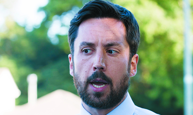 Eoghan Murphy - PERSONAL GROWTH: The survey also shows that confidence in the minister increased 1000% after he appeared at a press conference with his shirt sleeves rolled up