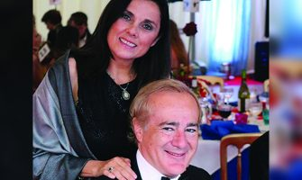 Lorena and Allen Krause