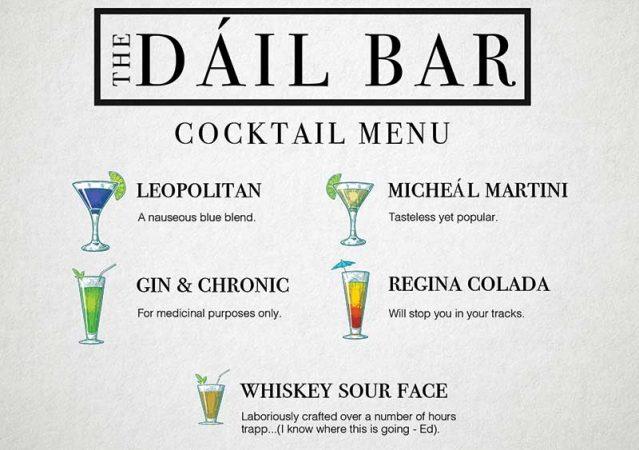 The Dail Bar