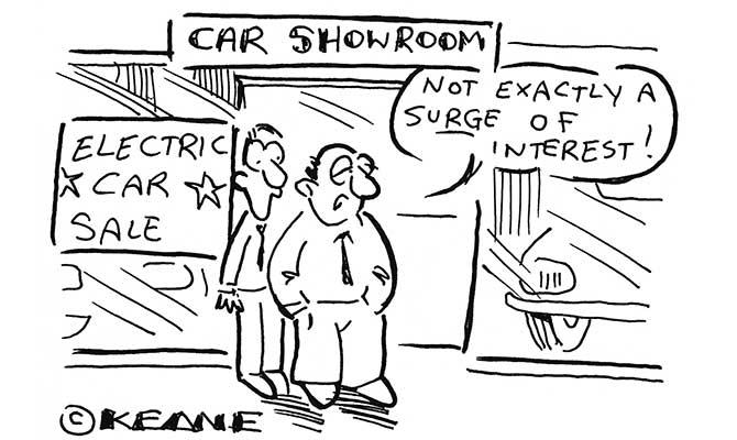 Keane - car-showroom