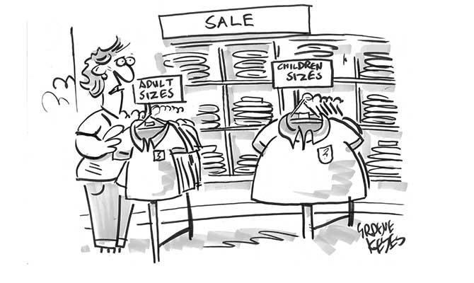 Keyes - adult-sizes