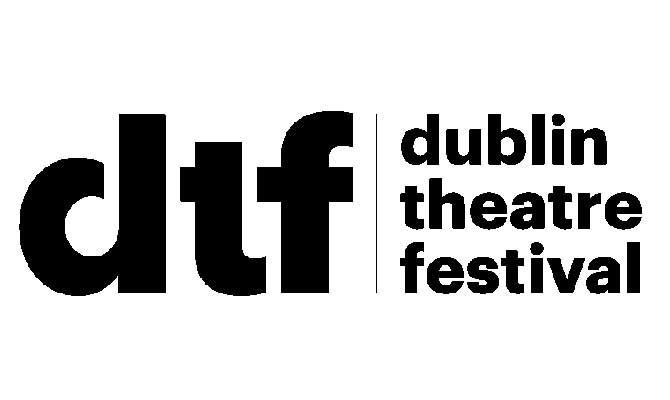 Dublin Theatre Festival logo