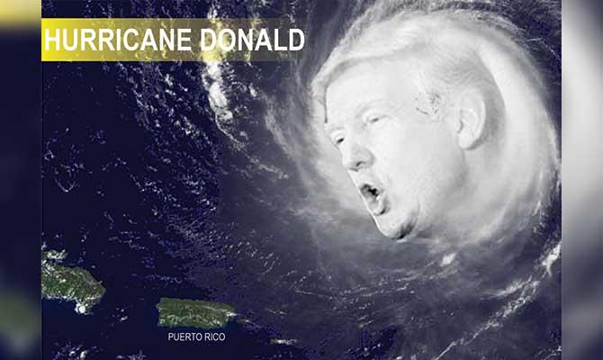 Hurricane Donald