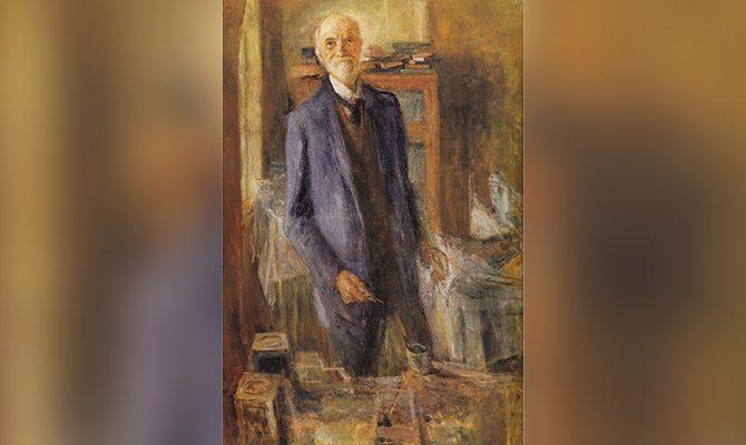 John Butler Yeats self portrait