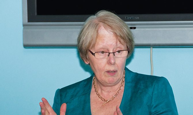 Justice Mary Laffoy