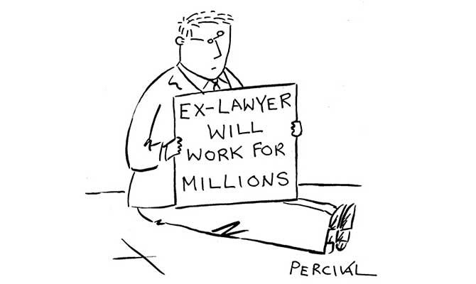 Percival - lawyer cartoon