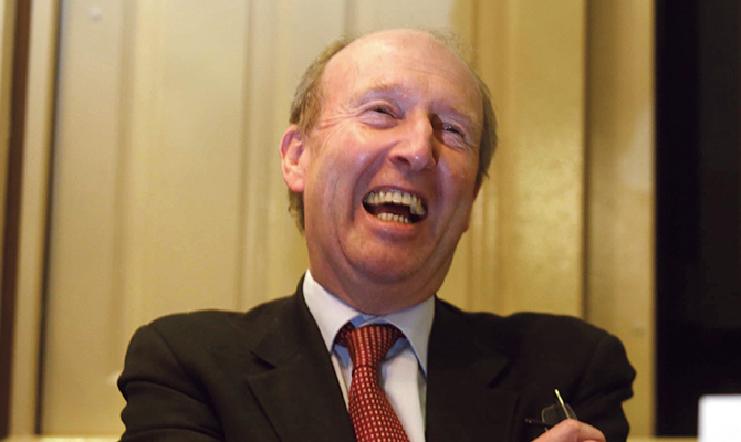 Shane Ross reacts to criticism