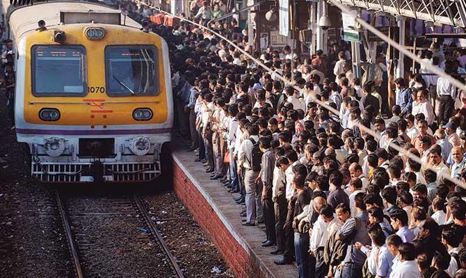 Train-queues