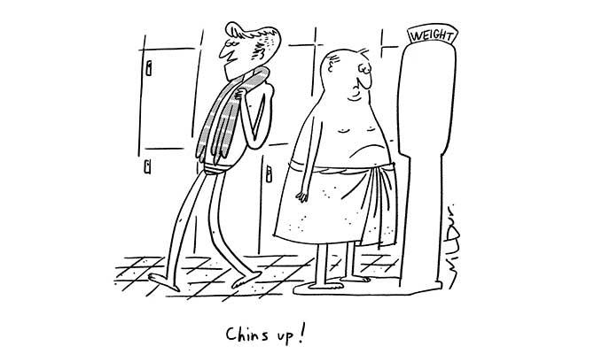 Wilbur - chins
