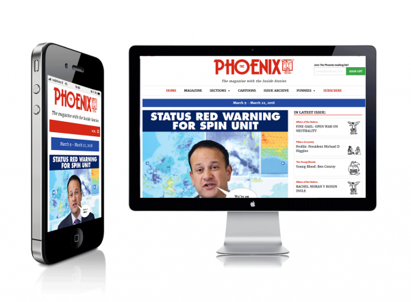 Subscribe now to the Phoenix