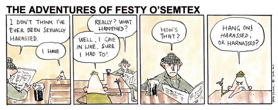 Festy - harassment