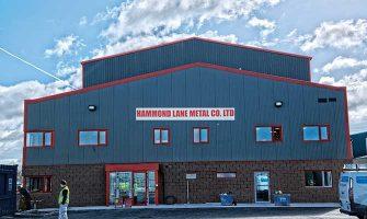 Hammond Lane Metal