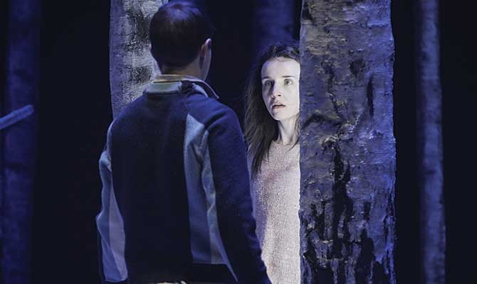 LET THE RIGHT ONE IN - ABBEY THEATRE