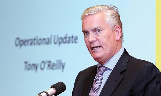 Tony O'Reilly Jnr