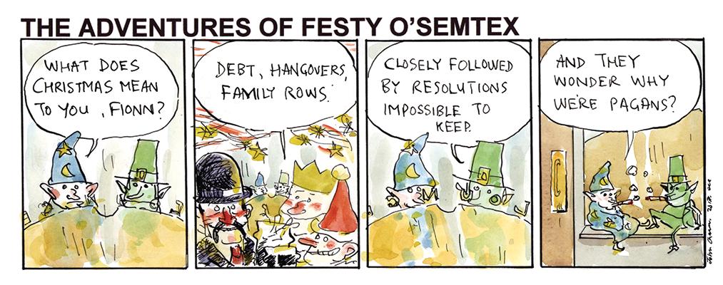 Festy Chrismassy 2017