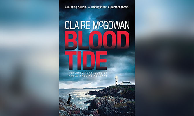 BLOOD TIDE - CLAIRE McGOWAN (HEADLINE)