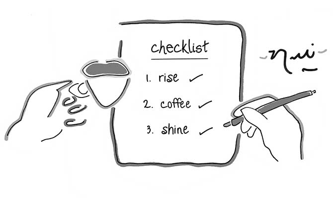 Rolli-checklist-coffee