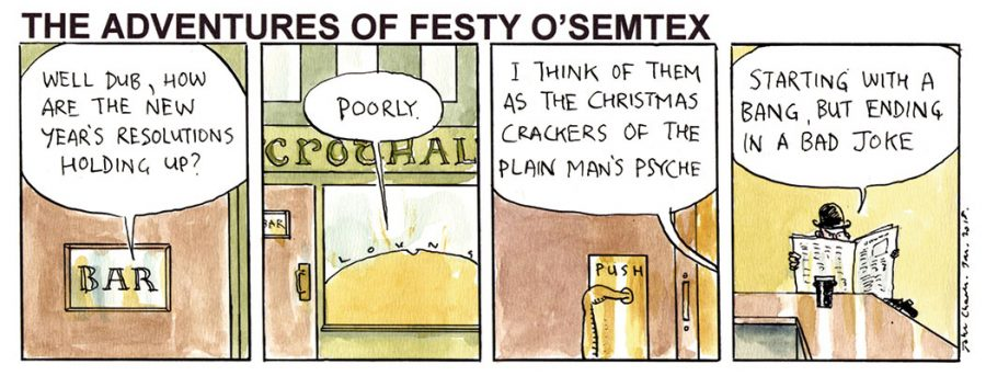 Festy o'Semtex - Cracker