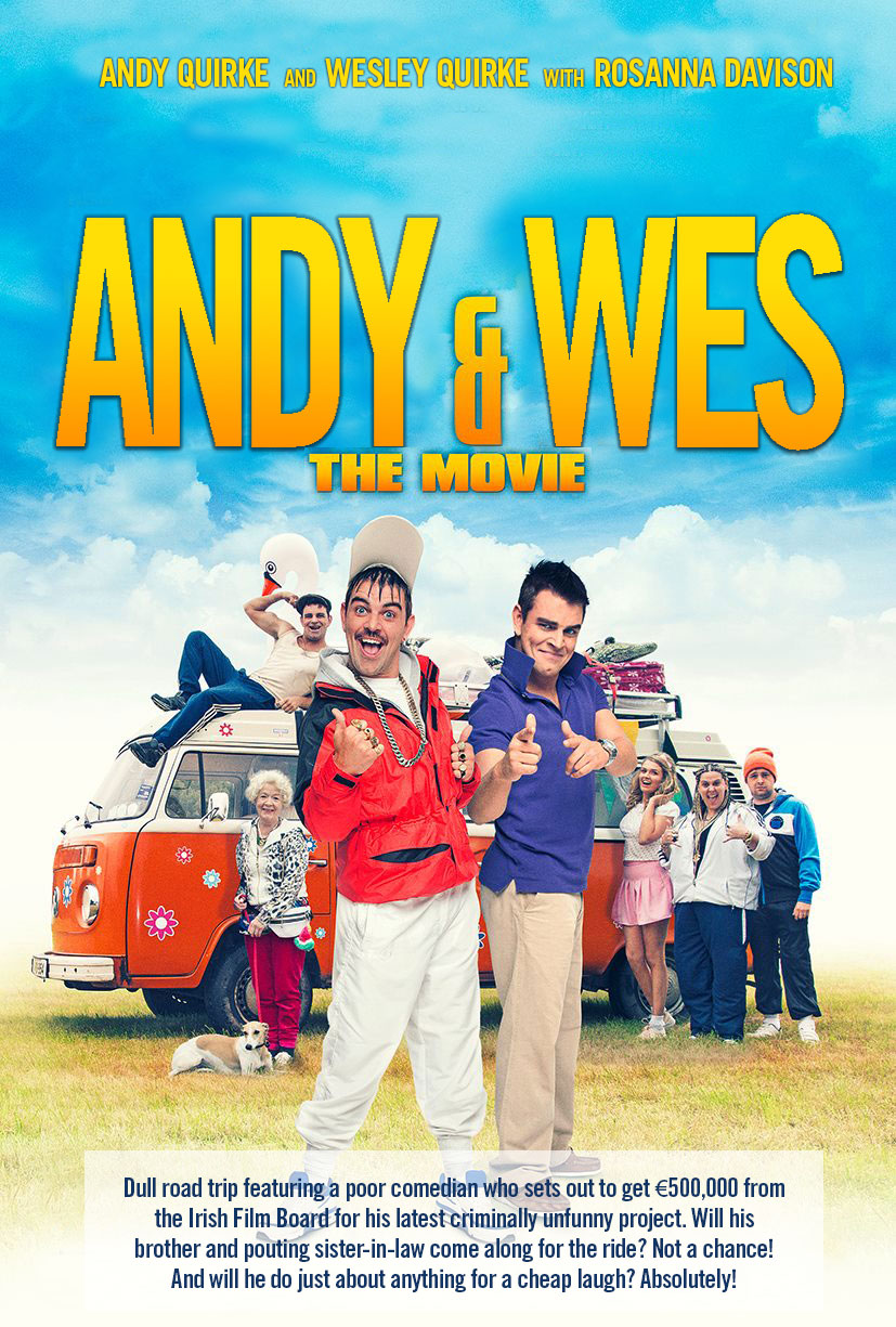 Andy and Wes
