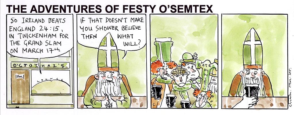 Festy - Grand Slam