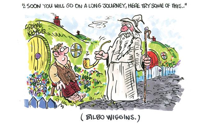 Keyes - Bilbo Wiggins