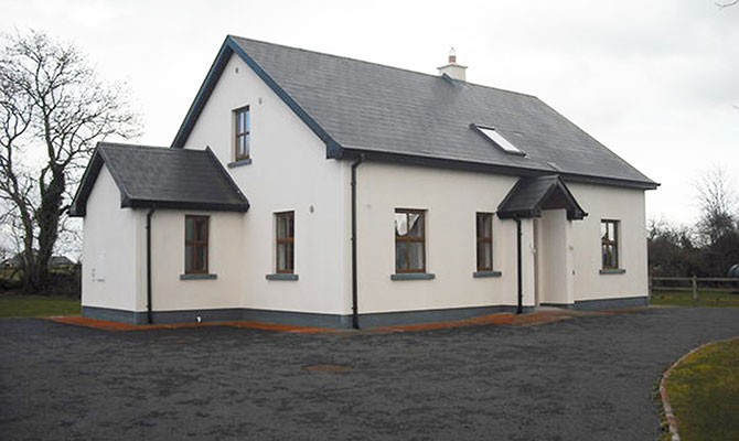 The holiday home in Kiltoom
