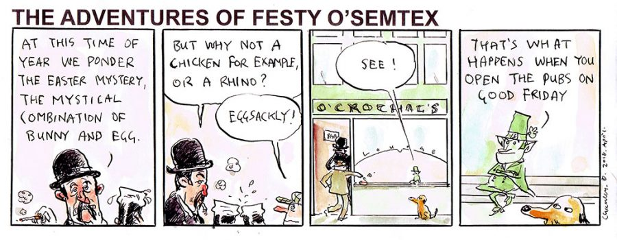 Festy O'Semtex 3607 - Easter