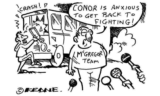 Keane - McGregor team