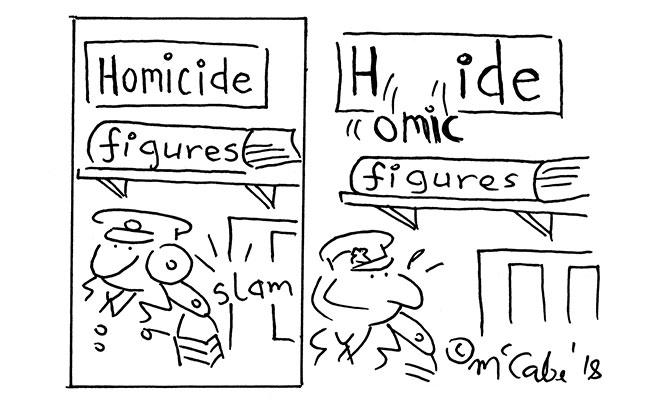 McCabe - Homicide