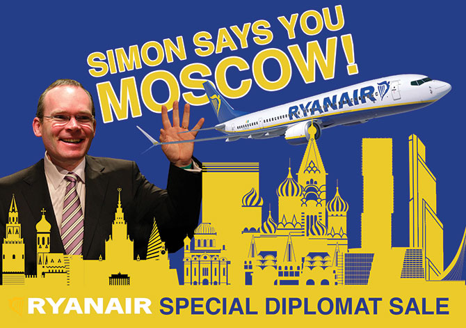 Moscow Ryanair