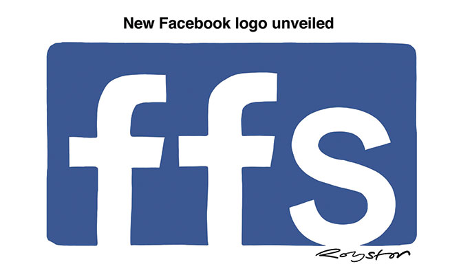 Royston - Facebook new logo