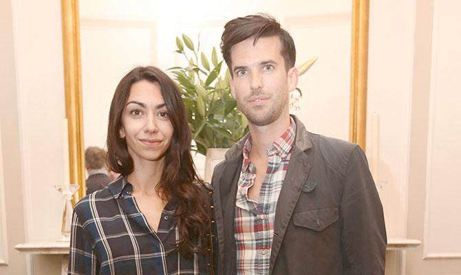 Danielle Ryan and Richard Bourke