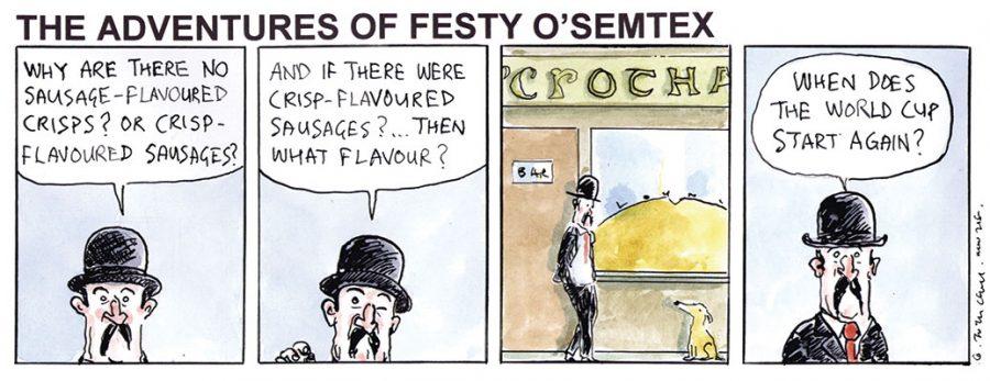 Festy O'Semtex 3610