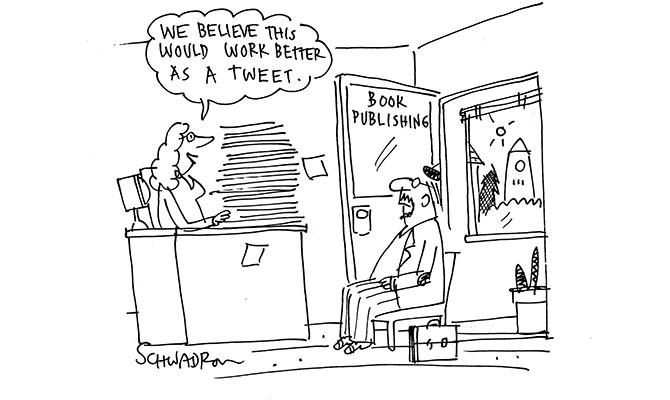Schwadron - work better as tweet