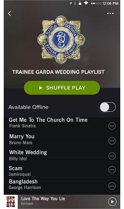 Spotify Garda
