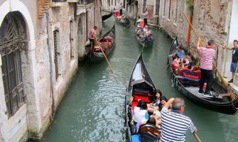 The delights of Venice